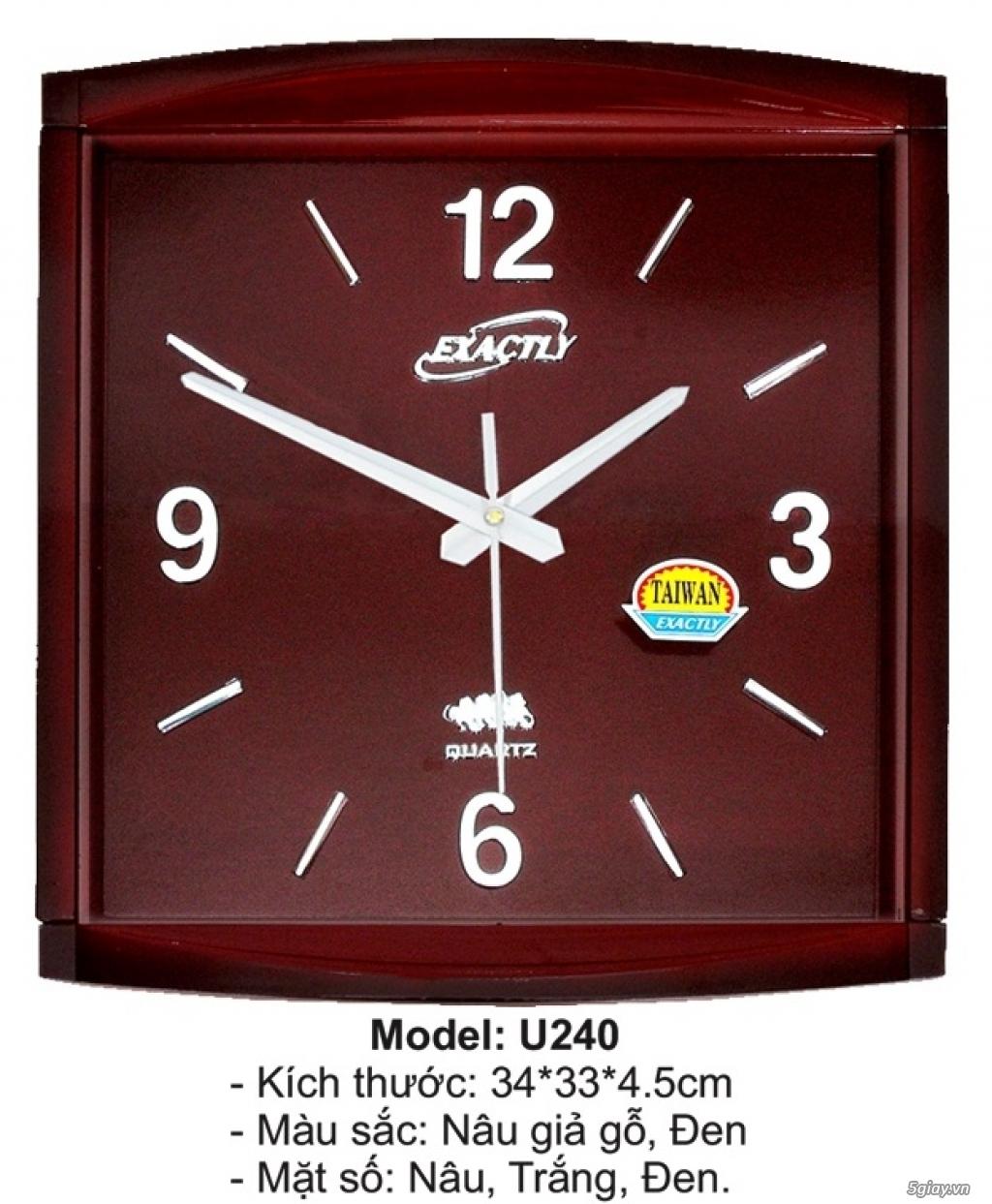 Đồng hồ treo tường - 17
