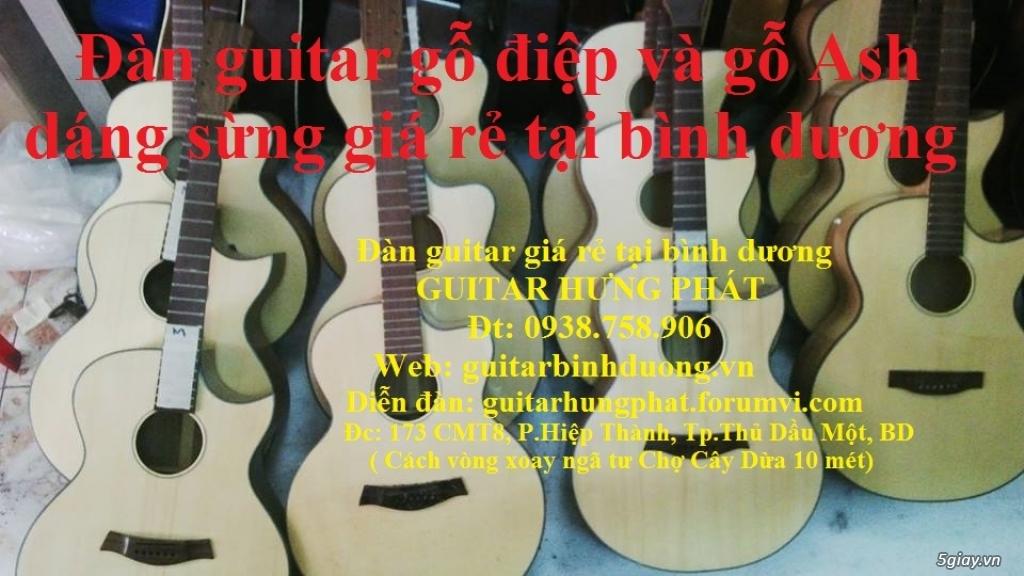 Guitar giá rẻ guitar sinh viên Bình Dương - 10