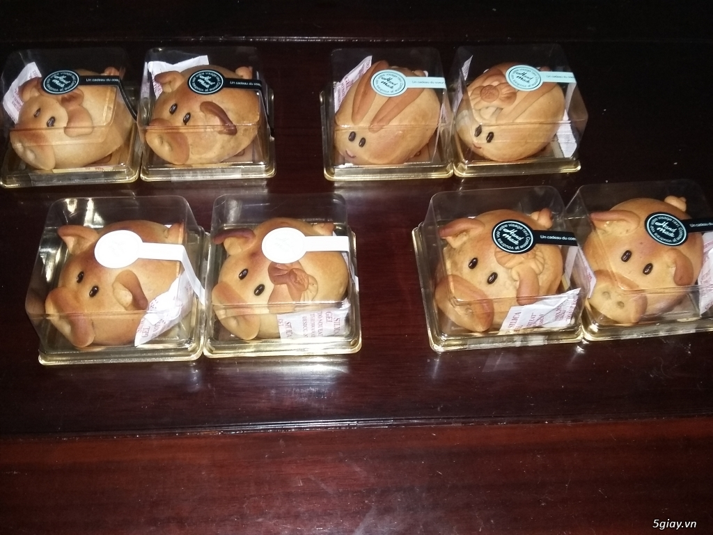 Bánh trung thu truyền thống chất lượng, ngon, rẻ, đẹp. - 4