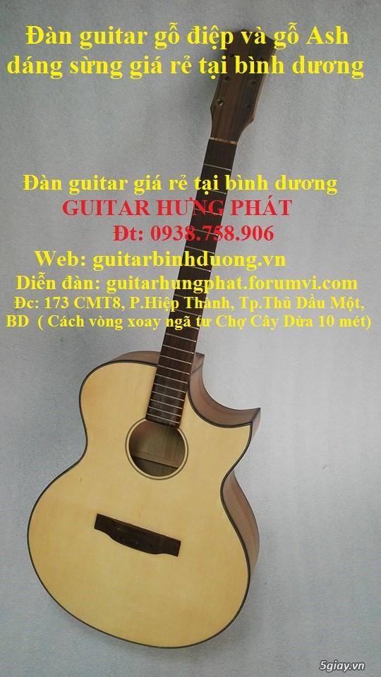 Guitar giá rẻ guitar sinh viên Bình Dương - 18