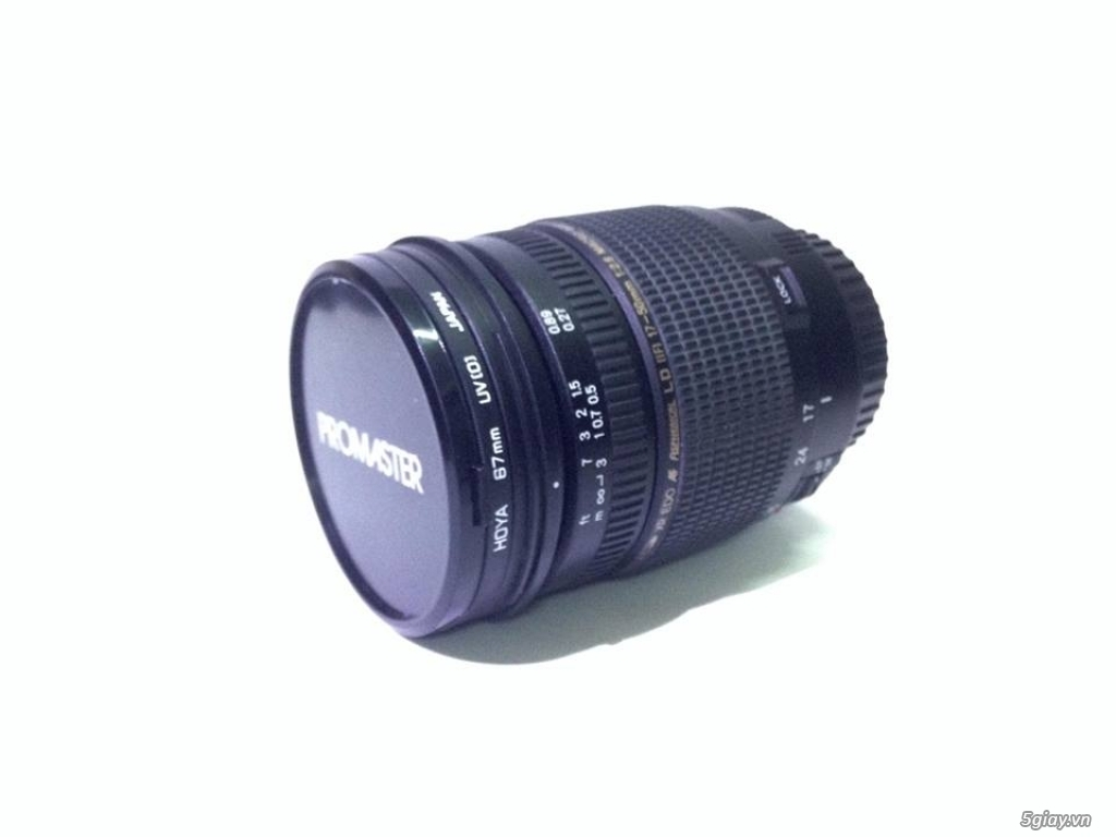 Lens Promaster 17-50 f2.8 nonVC dành cho Canon