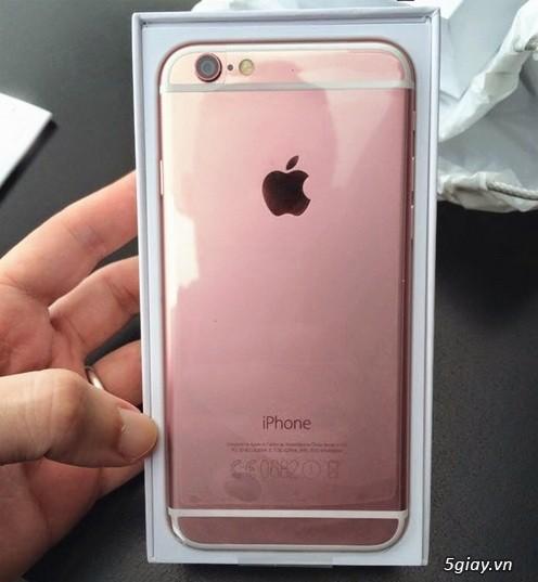 ... Bán iphone 6S và 6S Plus màu Vàng Hồng, ...