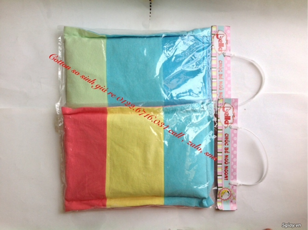 Áo quần cotton trẻ sơ sinh 12k, nón khăn bao tay chân, vớ giá rẻ new 100% hàng mới update - 27