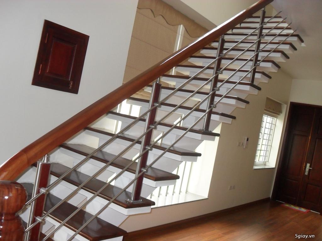 Chuyên sắt, inox, nhôm kiếng, thiết kế, thi công cầu thang, lan can... - 21