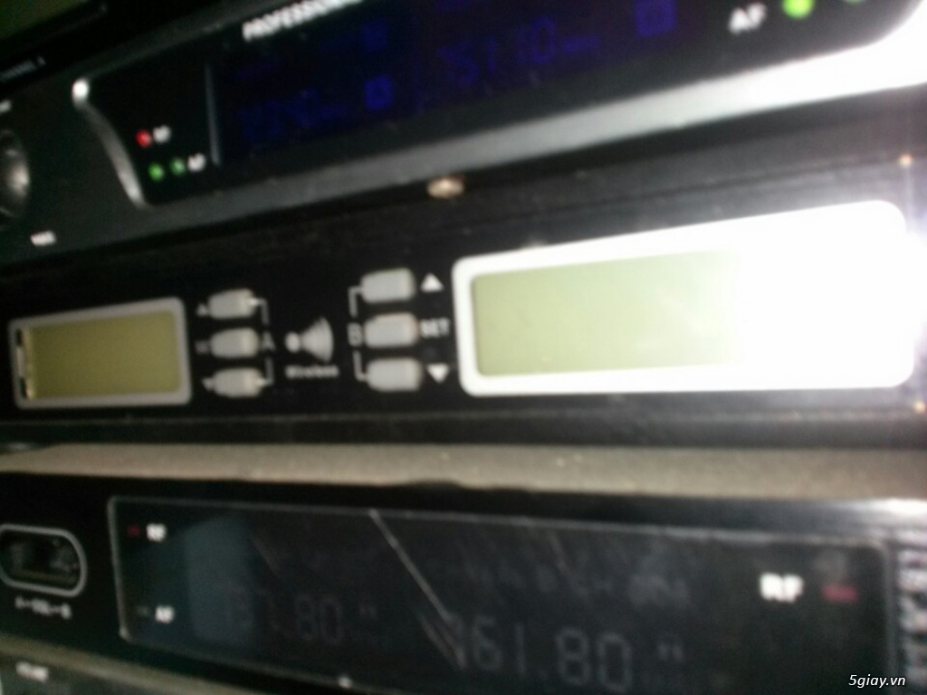 Âm thanh micro không dây, hd player, android box . . . . - 2