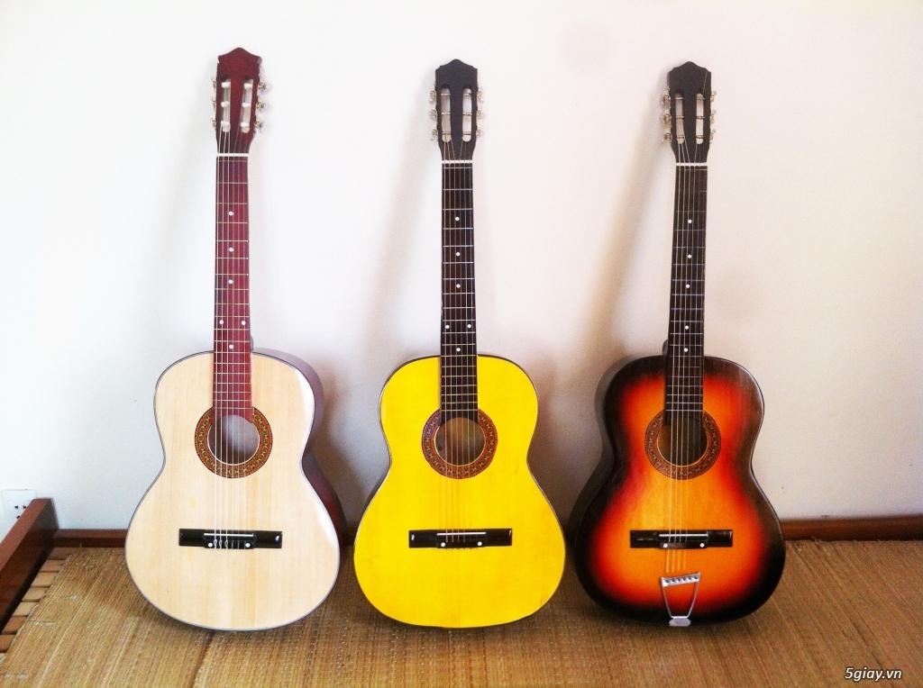 Đàn Guitar Giá Rẻ | Đàn Guitar Giá Rẻ Nhất 350k cho người tập chơi tại Hà Nội - 1