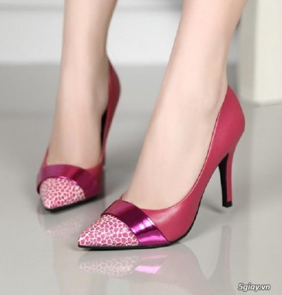 Xưởng sản xuất giày nữ giá sỉ