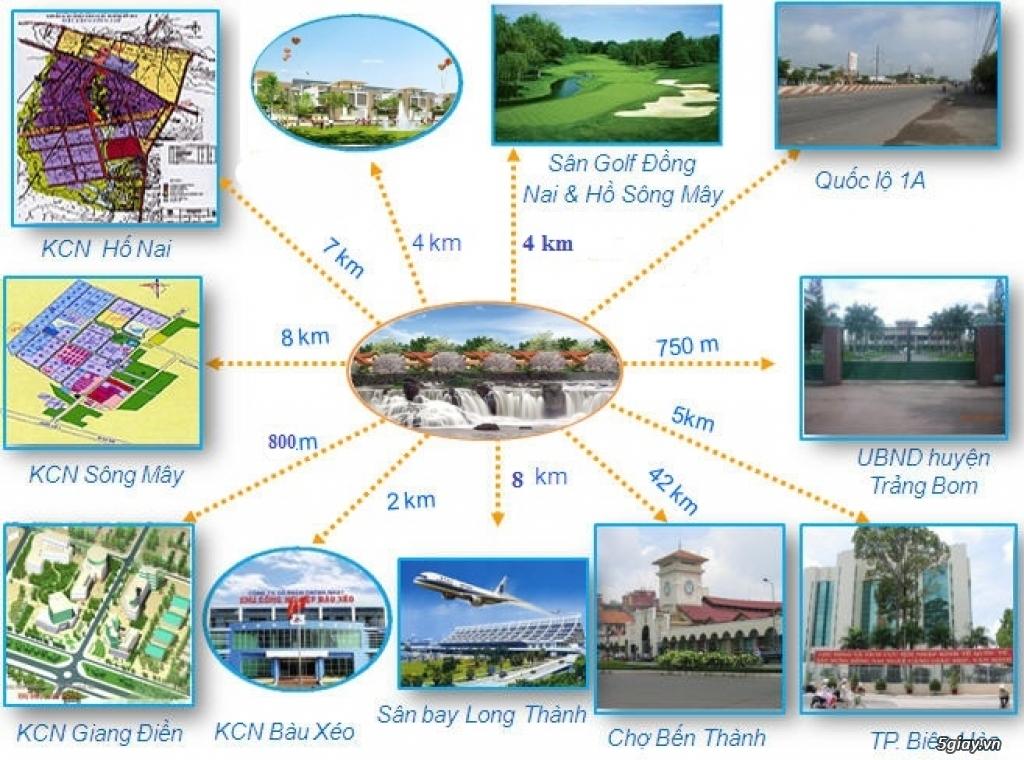 Bán đất nền dự án The Viva City LH: 0908415869 - 2