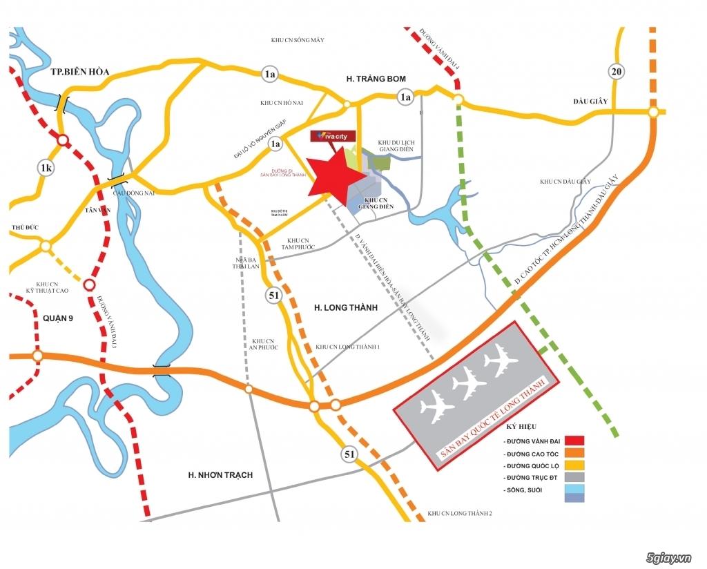 Bán đất nền dự án The Viva City LH: 0908415869 - 1