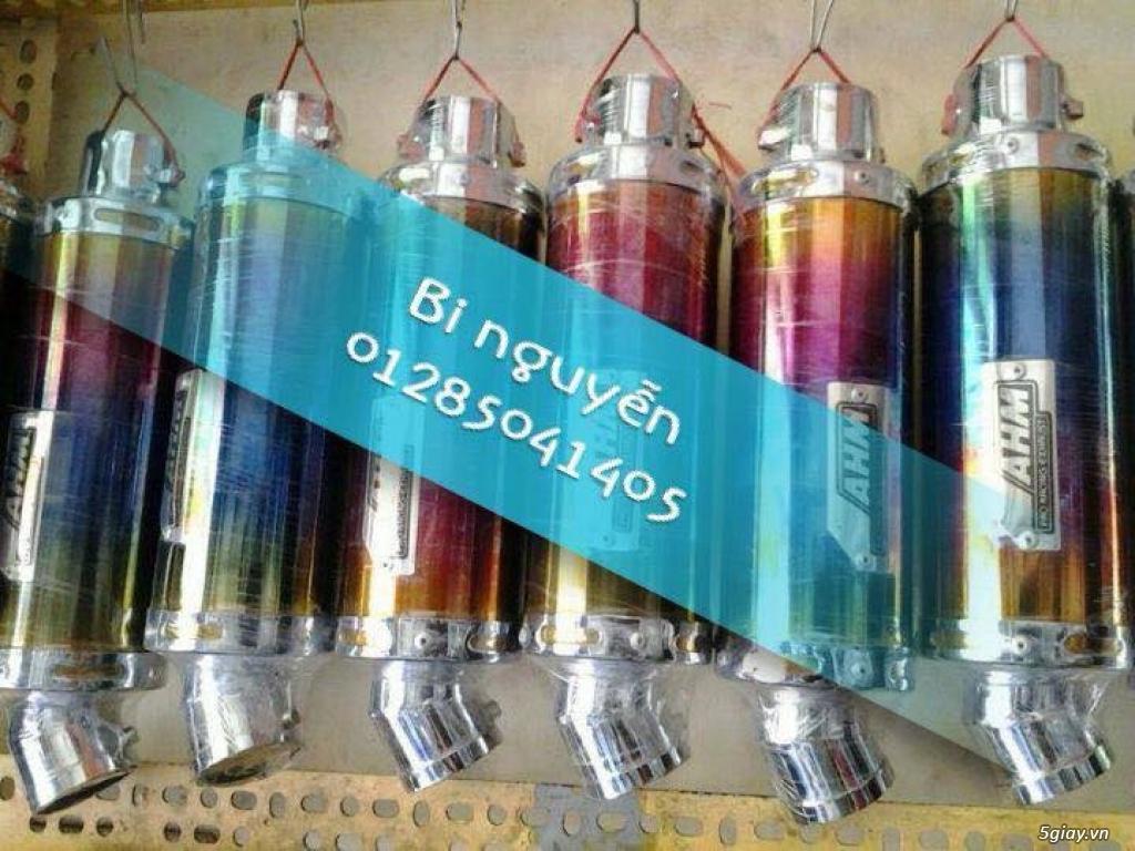 Pô AHM VN, LeoVinCe VN mẫu mới và nhiều mẫu Pô khác giá cực tốt - 1