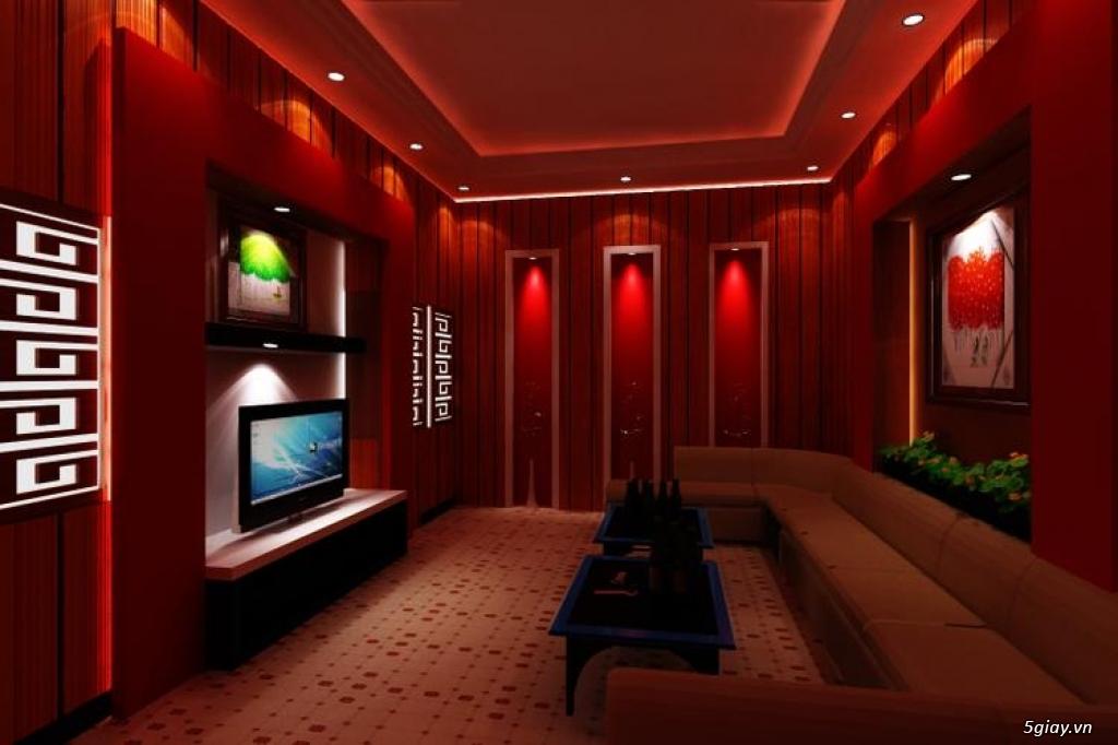 Thiết kế âm thanh karaoke kinh doanh chuyên nghiệp - 1