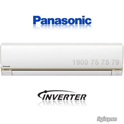 Máy lạnh Panasonic thế hệ mới 2015