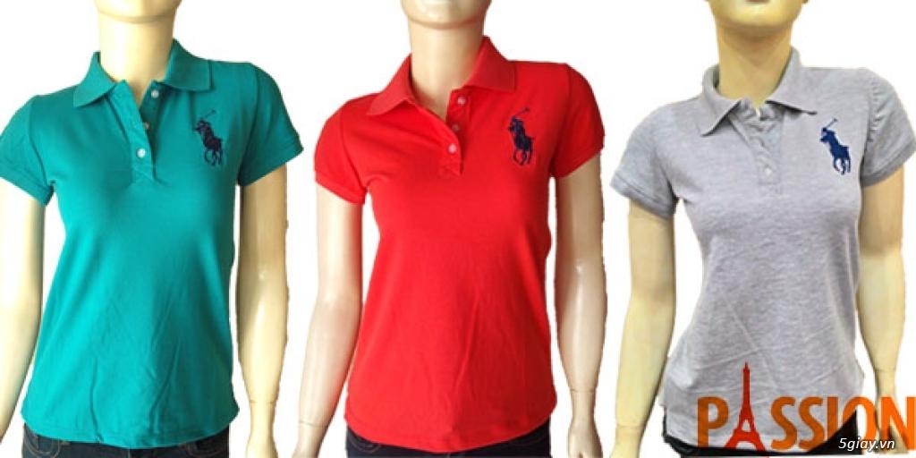 Xưởng áo thun xuất khẩu: Polo, Adidas, tonny, Burberry, Hollister, Hermes, Dori. Chuyên sỉ lẻ. - 7