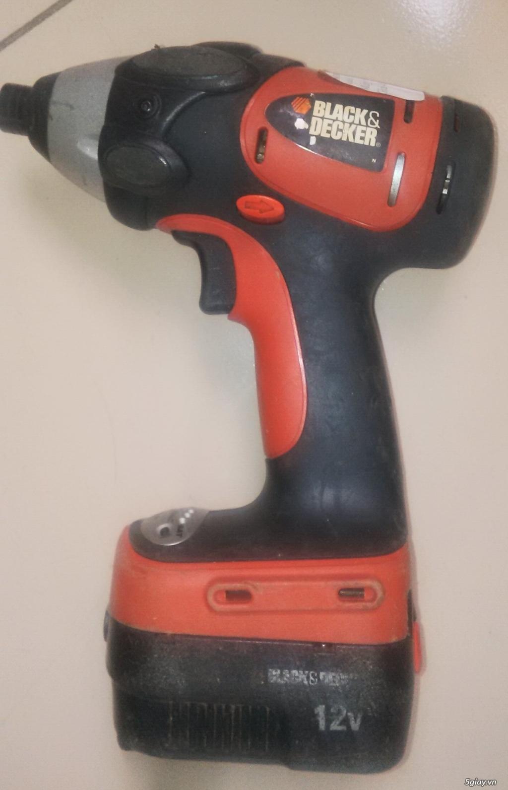 máy bắn vít pin-khoan pin - 8