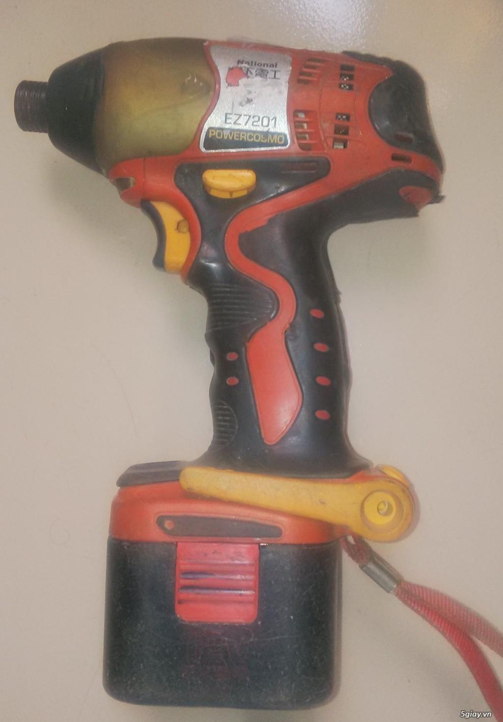 máy bắn vít pin-khoan pin - 3
