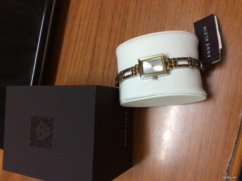 Đồng hồ Marc Jacobs và Michael Kors hàng gửi về từ US, 100% Auth