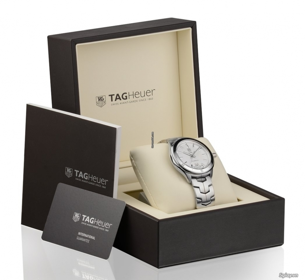 Đồng hồ cao cấp TAG HEUER