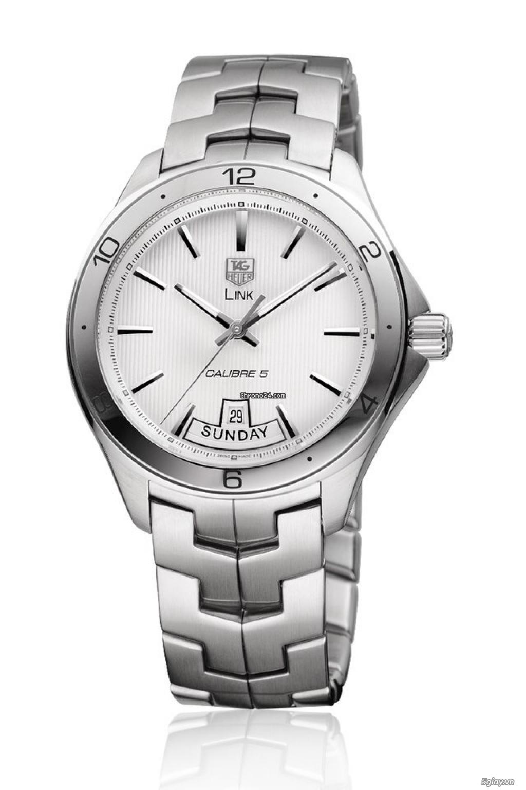 Đồng hồ Tag Heuer - 2