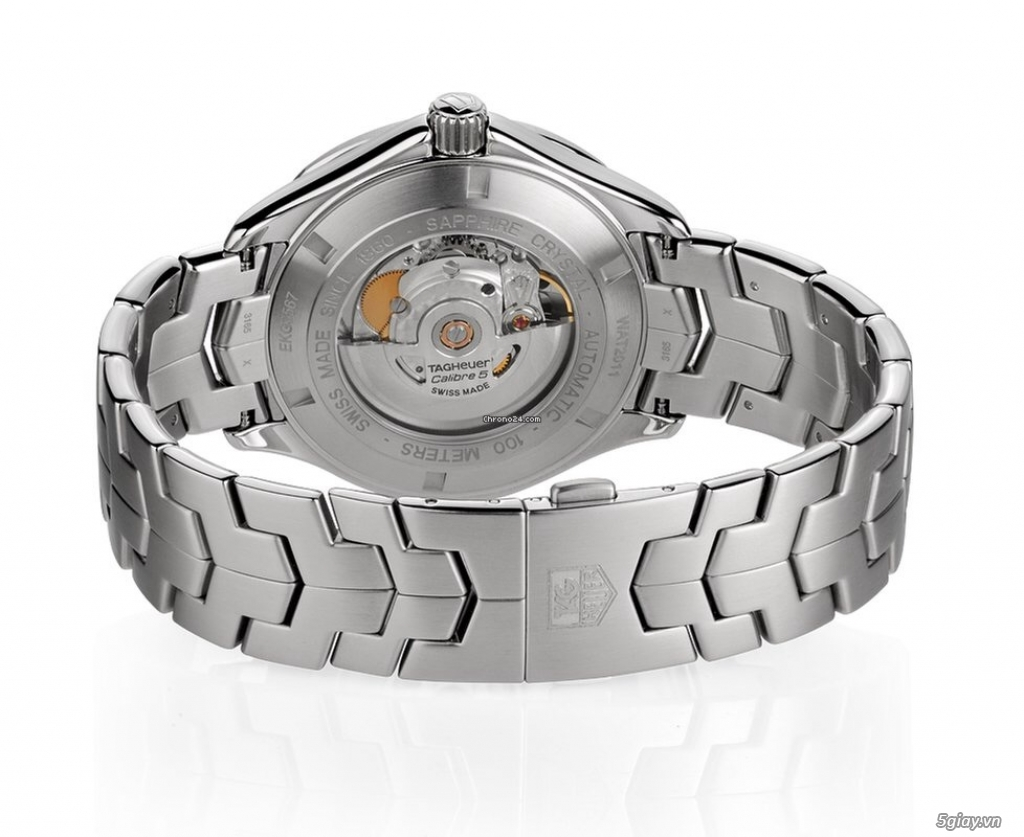 Đồng hồ cao cấp TAG HEUER - 2