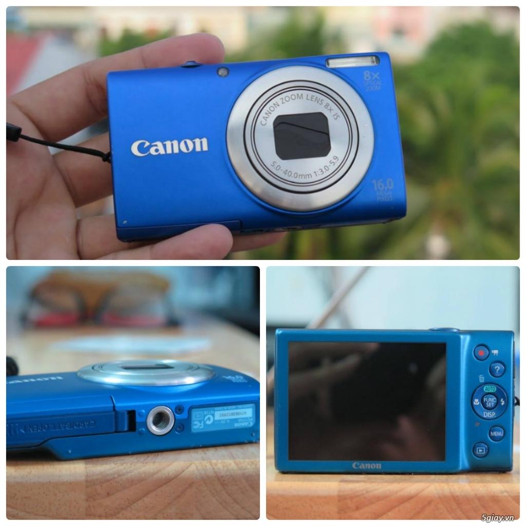 Máy ảnh Canon 16.0 MP | FUJIFILM | Pentax | Giá chỉ 1100k - 4