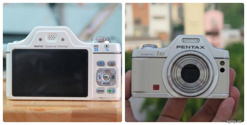 Máy ảnh Canon 16.0 MP | FUJIFILM | Pentax | Giá chỉ 1100k - 1