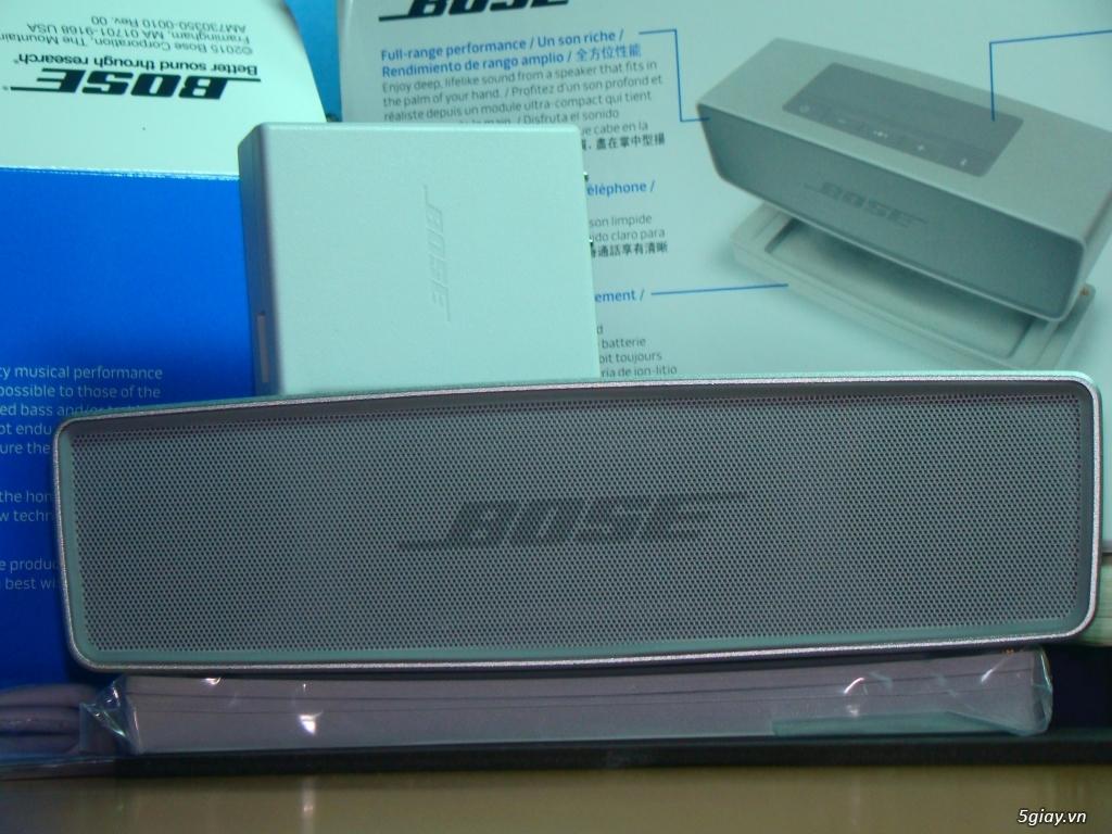 Bán loa Bluetooth Bose Soundlink Mini2 giá tốt - 2