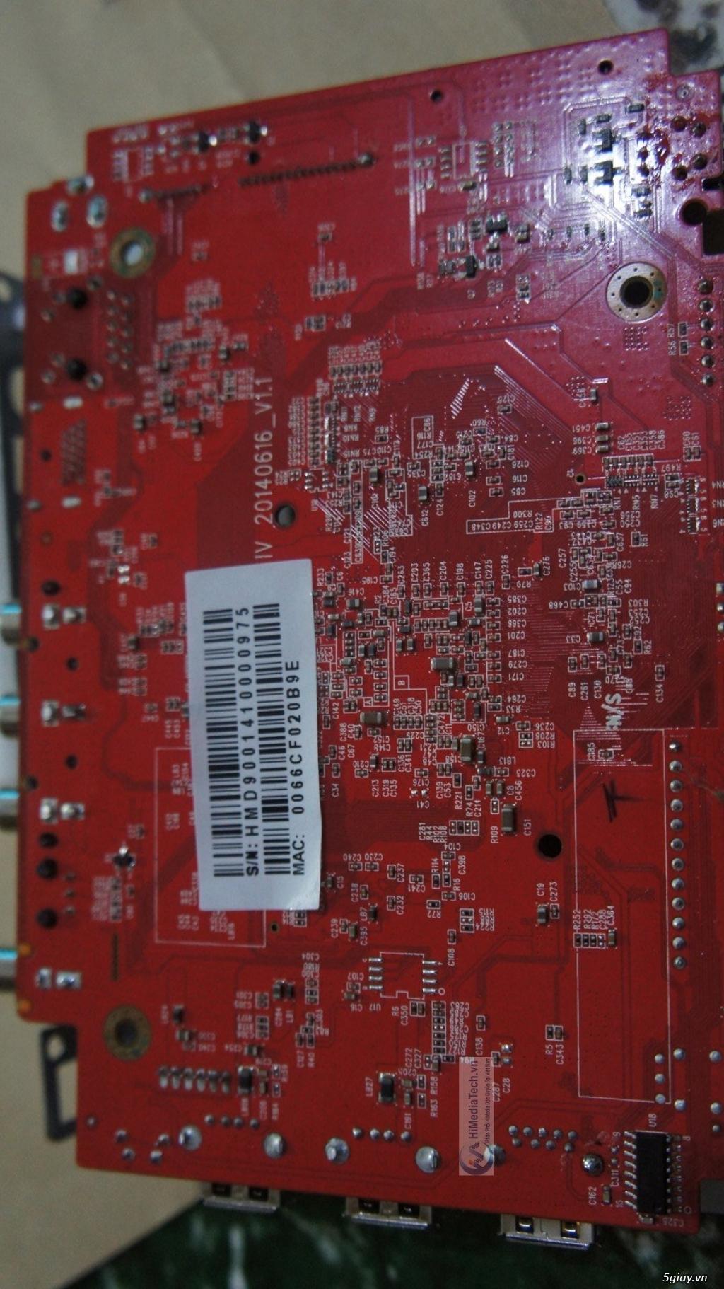Sửa chữa Đầu đĩa Bluray, Đầu phát HD 3D, Android TV Box. - 3