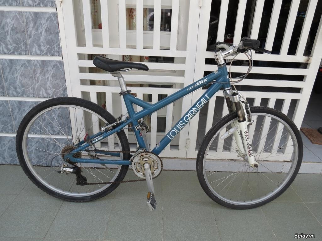Xe đạp hàng bãi Nhật - 8