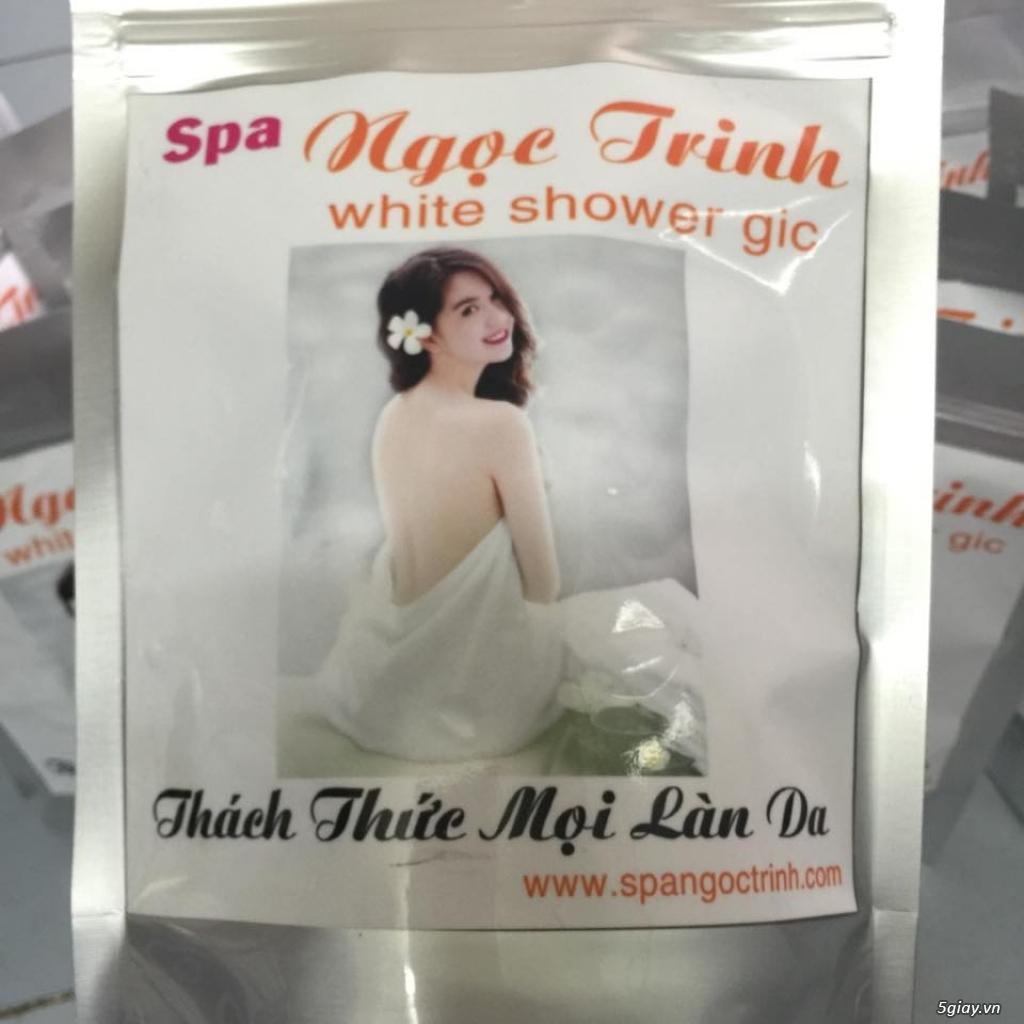 Kem dưỡng trắng da mặt trị nám chống lão hóa da  ngọc trinh spa - 14