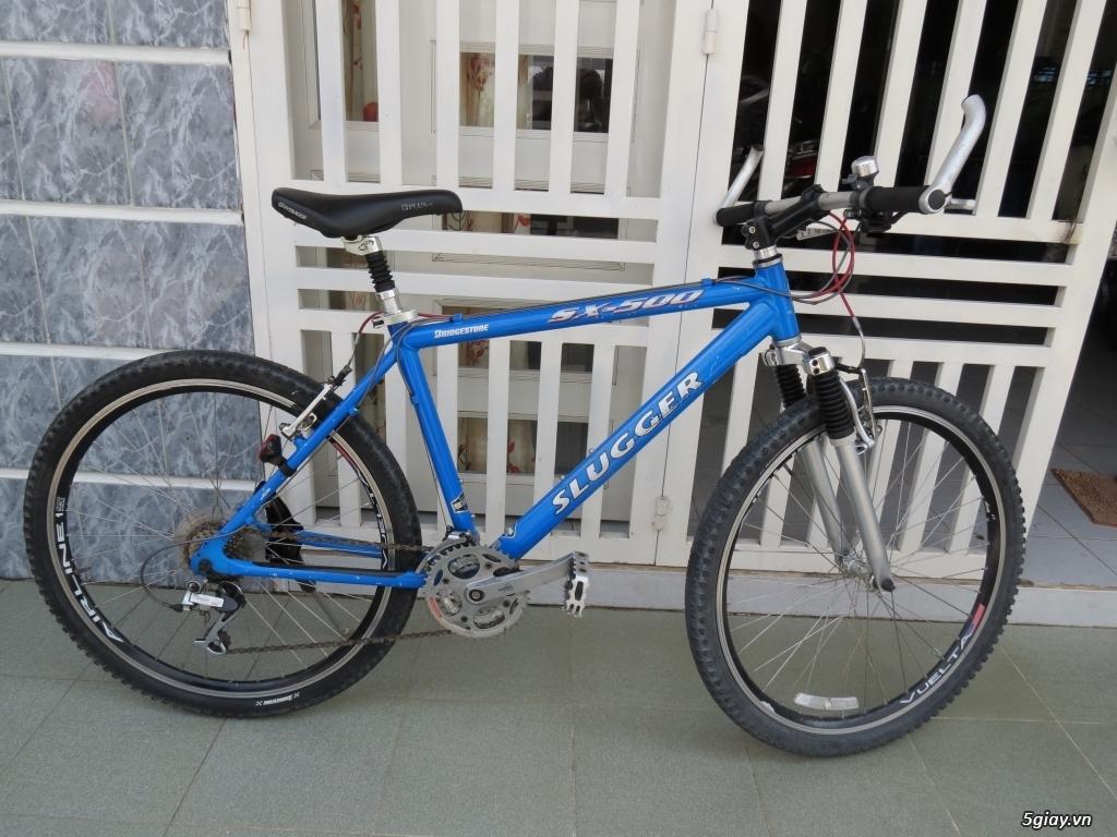 Xe đạp hàng bãi Nhật - 10