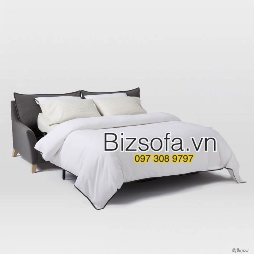 Ghế Sofa Giường Mẫu Mới 2019 Đã Có Hàng Bizsofa.vn - 12