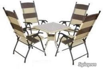 Bàn ghế Cafe giá rẻ - 8