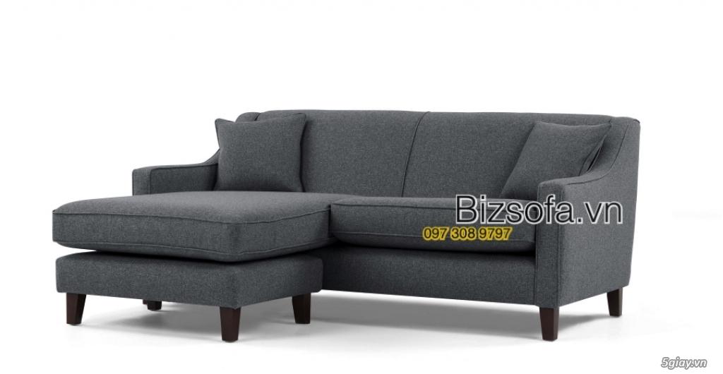 Ghế Sofa Giường Mẫu Mới 2019 Đã Có Hàng Bizsofa.vn - 28