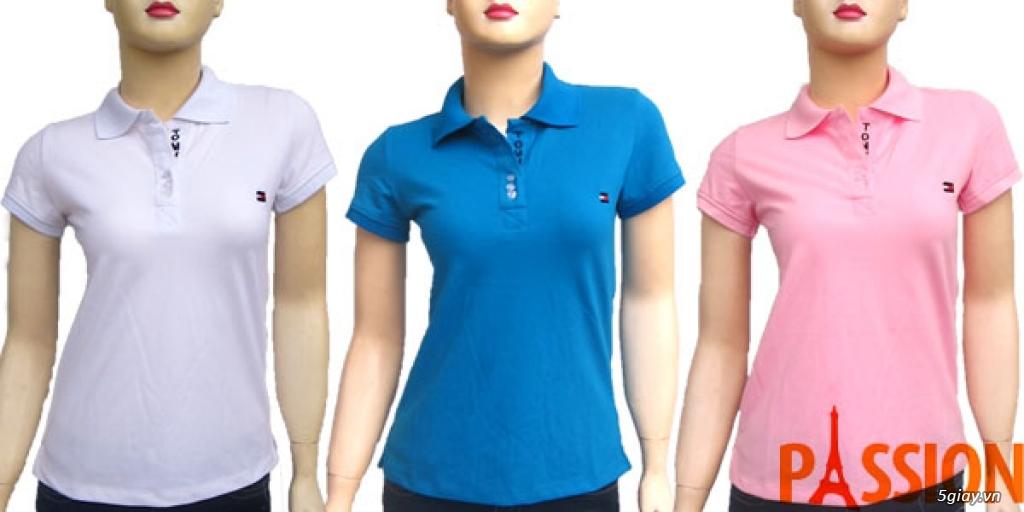 Xưởng áo thun xuất khẩu: Polo, Adidas, tonny, Burberry, Hollister, Hermes, Dori. Chuyên sỉ lẻ. - 12