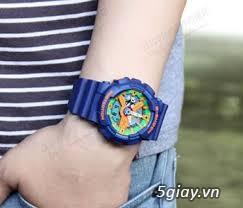 CASIO G-SHOCKCrazy Colors 98% hàng hiếm giá mềm - 1