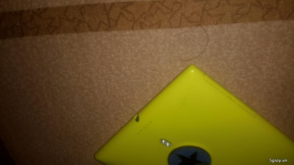 Lumia 1520 vàng Fpt bán hoặc gl