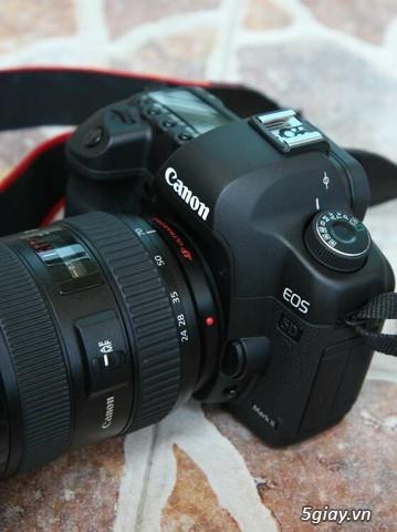 Canon EOS 5D Mark II còn bh tới t12.2015
