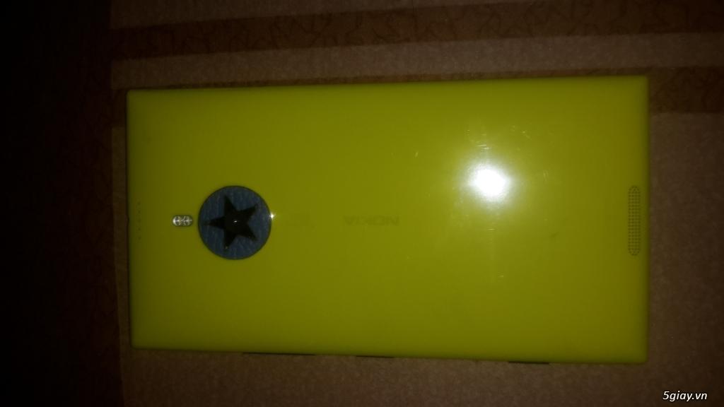 Lumia 1520 vàng Fpt bán hoặc gl - 2