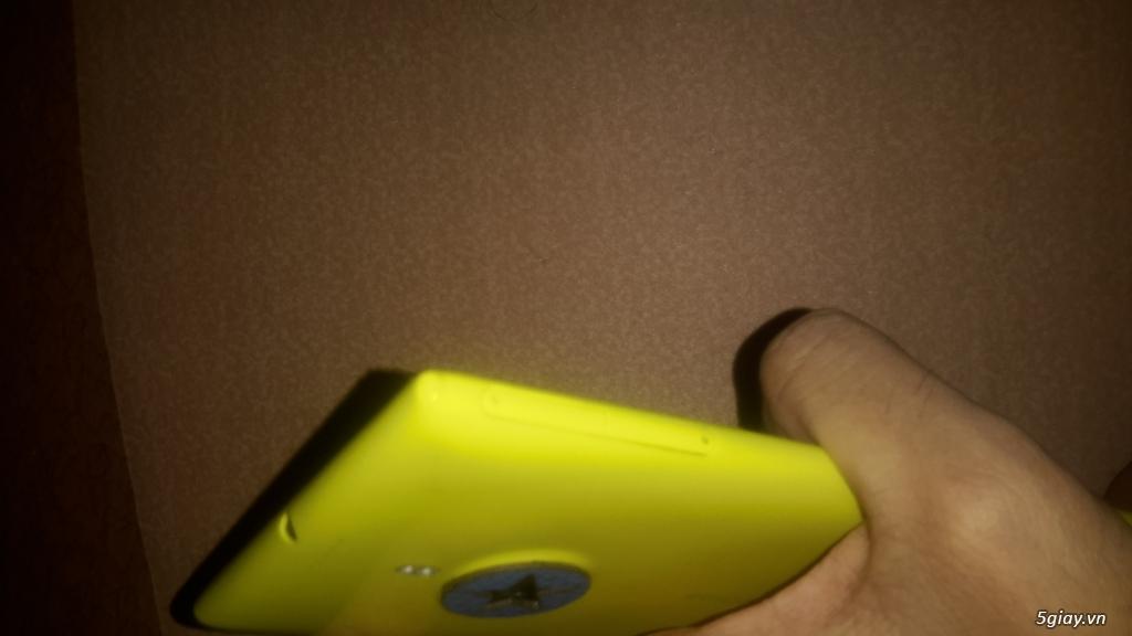 Lumia 1520 vàng Fpt bán hoặc gl - 1