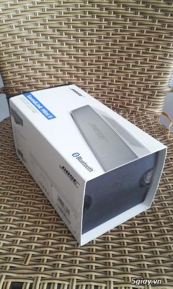 Được tặng Bose Soundlink Mini 2 không sài bán rẻ lại cho ai cần - 2