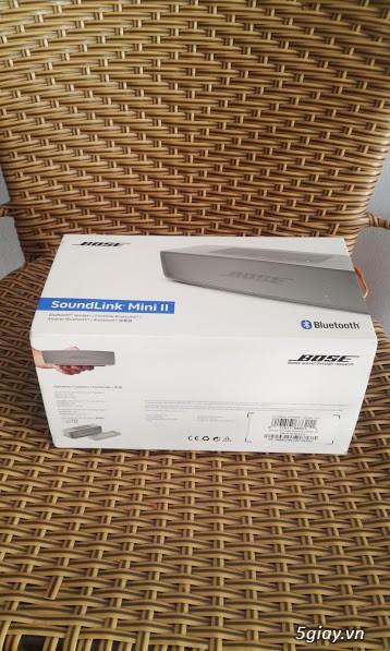Được tặng Bose Soundlink Mini 2 không sài bán rẻ lại cho ai cần - 6