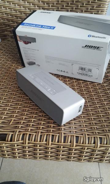 Được tặng Bose Soundlink Mini 2 không sài bán rẻ lại cho ai cần - 4