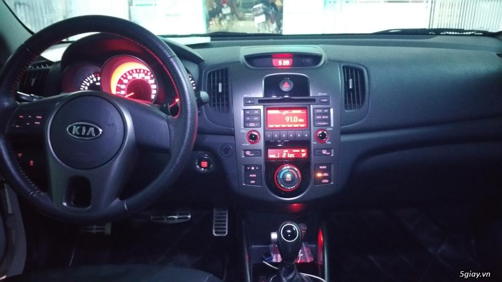 [HCM] Cần bán xe KIA Forte SX đăng ký 2012, 27k km, màu trắng. - 7