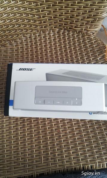 Được tặng Bose Soundlink Mini 2 không sài bán rẻ lại cho ai cần
