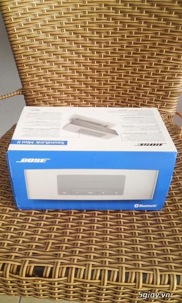 Được tặng Bose Soundlink Mini 2 không sài bán rẻ lại cho ai cần - 5