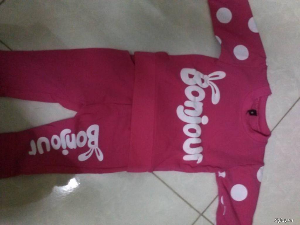 Quần áo cực chất cho bé