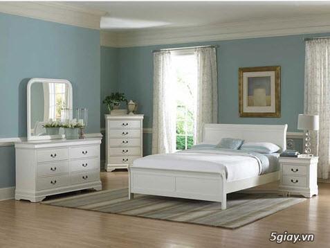 Nội Thất Tây Hưng Thịnh: Thanh lý giường tủ bàn ghế  bằng gỗ Sồi xuất khẩu Hàn Quốc - 18