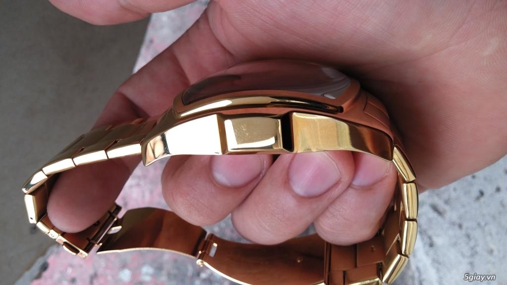 [ĐÔN GIÁ]Đồng hồ hiệu INVICTA gold sang chảnh cho Men.kết thúc lúc 23g59' ngày 23/10/2015 - 3
