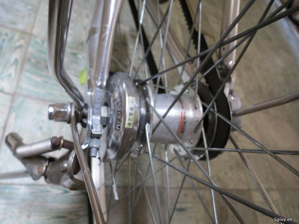 Xe đạp hàng bãi Nhật - 5
