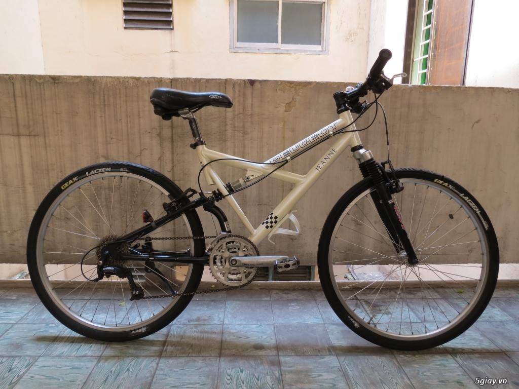 Xe đạp hàng bãi Nhật
